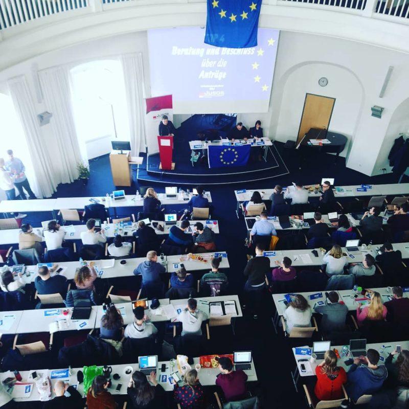 Landesdelegiertenkonferenz der Jusos Hamburg