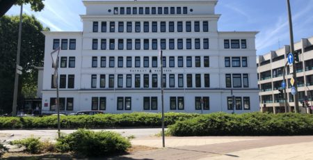 Rathaus Wandsbek
