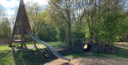 Spielplatz in Bramfeld (Foto: Marc Buttler)