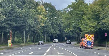 Berner Heerweg in Farmsen-Berne